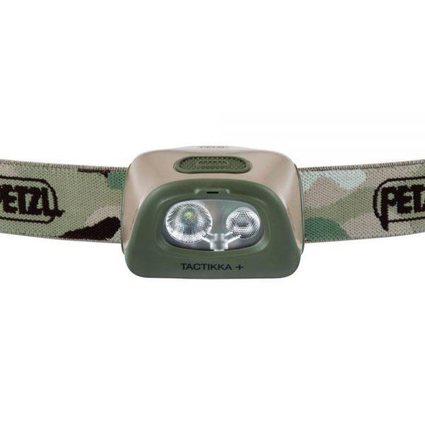 Petzl naglavna svjetiljka za lov i ribolov TACTIKKA +
