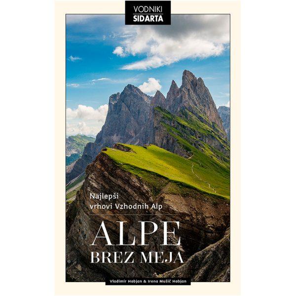 Knjiga ALPE BEZ GRANICA