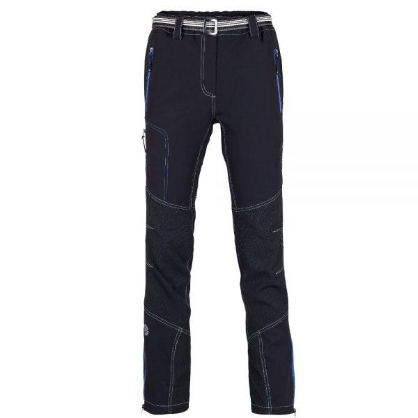 Ženske ljetne hlače za planinarenje - MILO ATERO