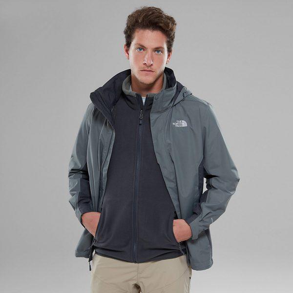 Muška jakna za planinarenje, vodonepropusna - The North Face