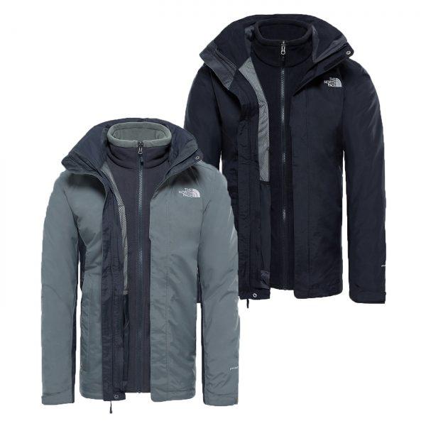 Vodonepropusna jakna za planinarenje - The North Face