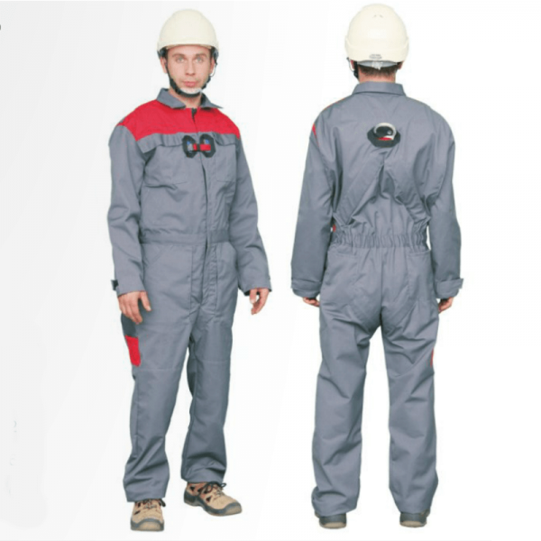 Kombinezon sa sigurnosnim pojasom za rad na visini