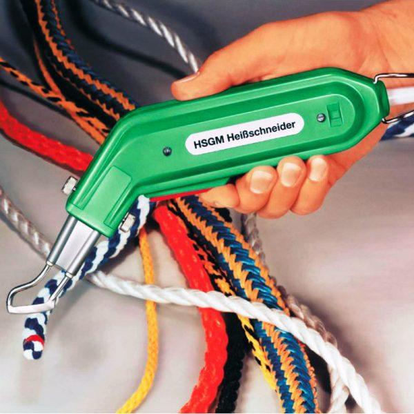 Rezač za sintetičko uže, gurtne, remenje