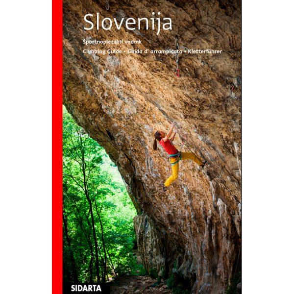 Slovenija, sportsko penjački vodić