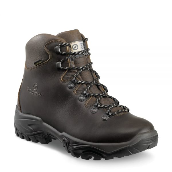 Kožne gojzerice za planinarenje - TERRA GTX Scarpa