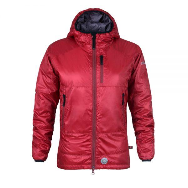Ženska zimska jakna za planinarenje
