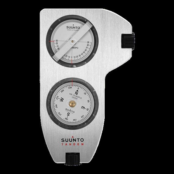 Suunto kompas i klinomjer TANDEM 360PC