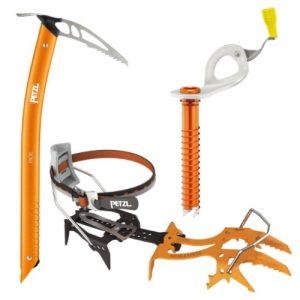 Alpinistička oprema, cepini i dereze