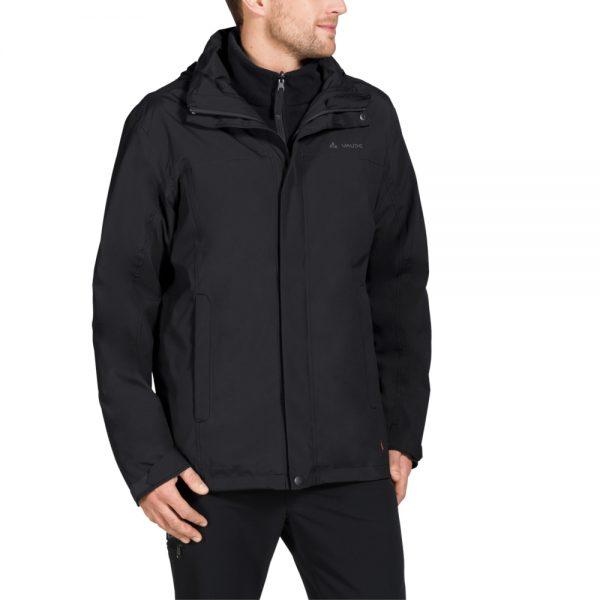 Muška zimska 3 u 1 jakna s flisom - KINTAIL