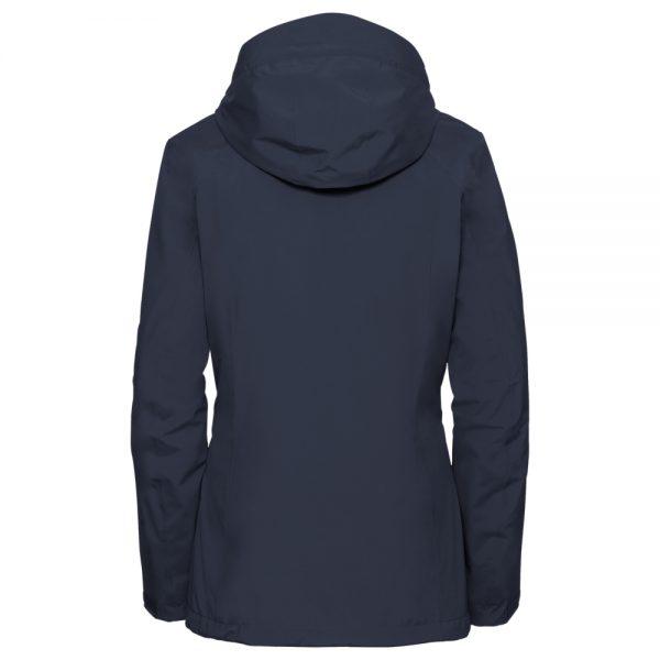 Ženska zimska 3 u 1 jakna s flisom