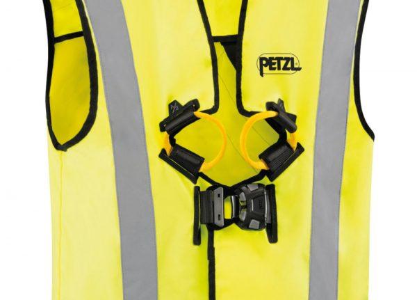 Reflektirajući sigurnosni pojas, NEWTON HI-VIZ, Petzl