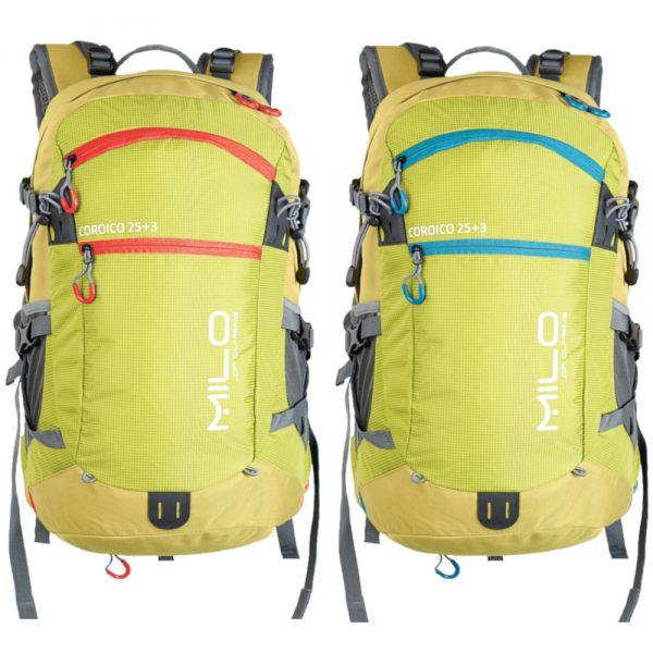 Ruksak za planinarenje i turno skijanje, COROICO 25l