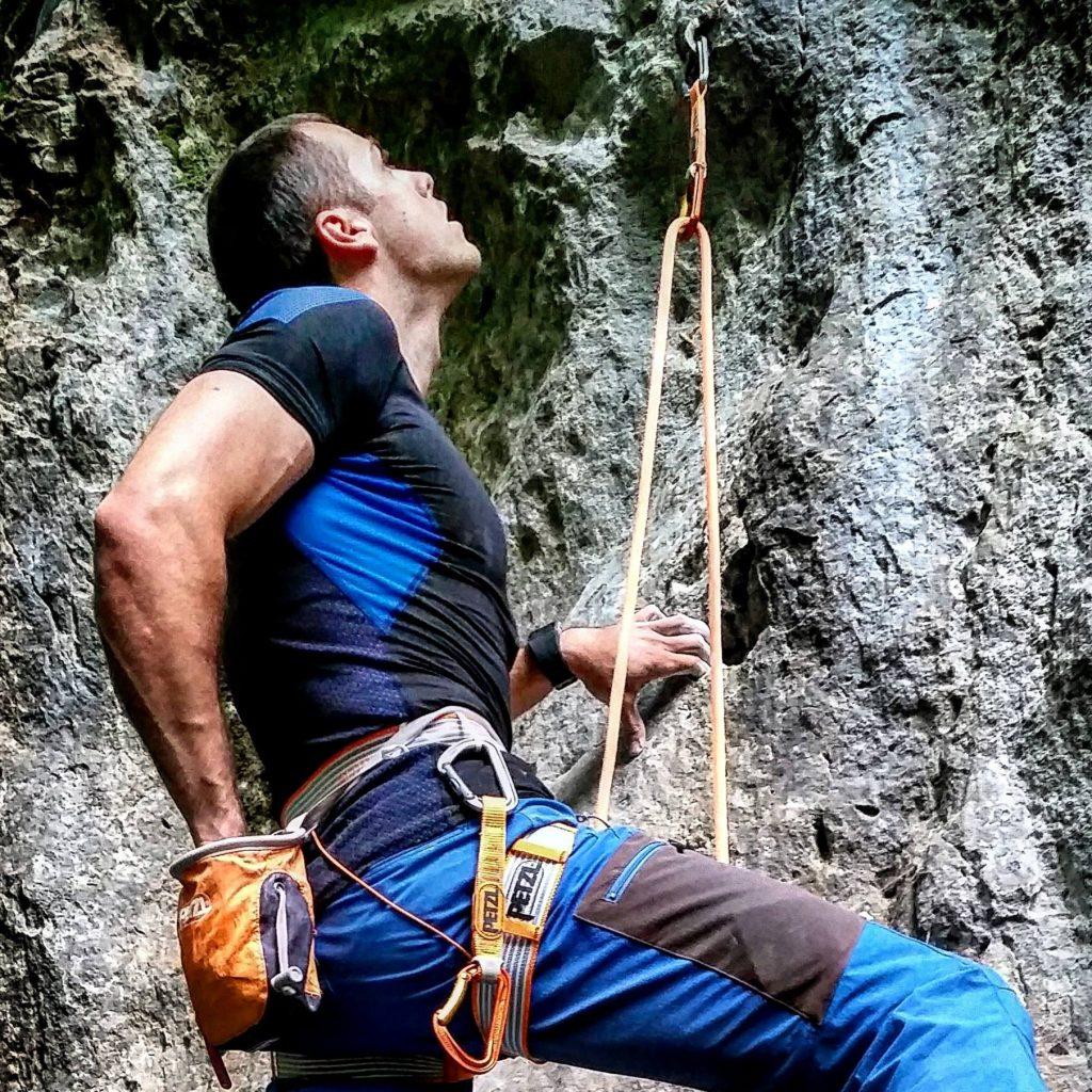 BIM Sport AMBASADOR - SPORT CLIMBING - Mario Musulin