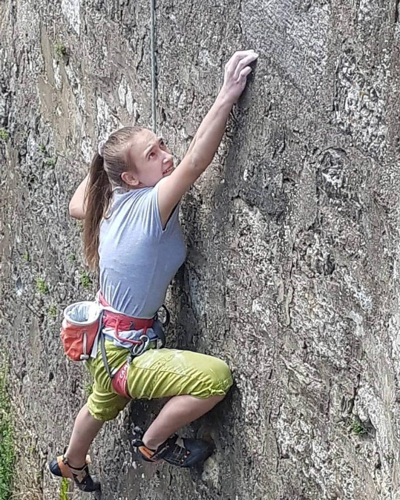 BIM Sport AMBASADOR - SPORT CLIMBING - Anja Santini Mikulić