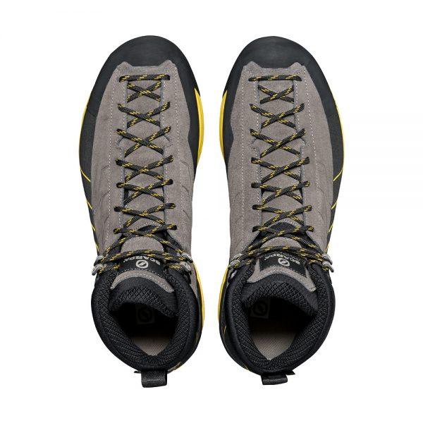 Poluvisoke pristupne cipele Mescalito MID GTX titanium cistrus SCARPA