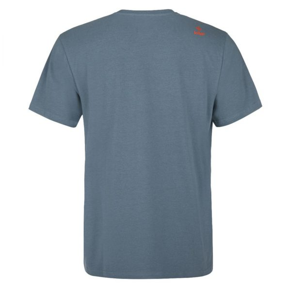 Muška ljetna pamučna majica za planinarenje - Landeck, Kilpi