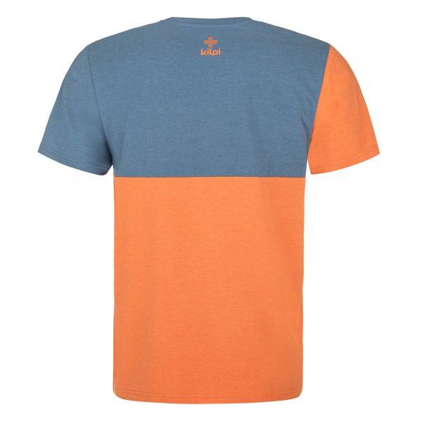 Muska pamcna majica za planinarenje MELANG, Kilpi