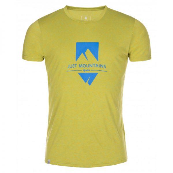 Muška funkcionalna majica za planinarenje GAROVE, Kilpi