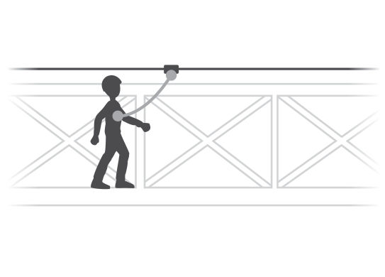 Sigurnosni komplet za rad na visini - ABSORBICA I