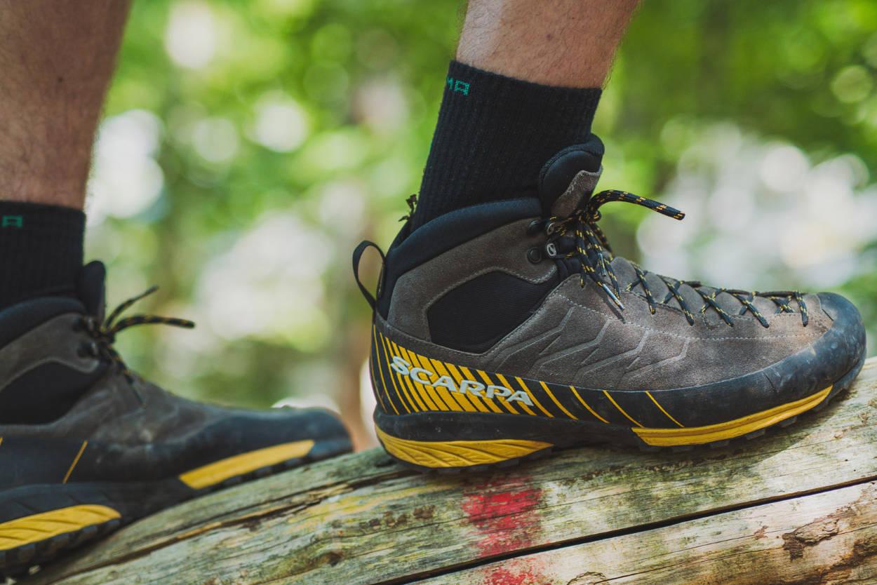 Outdoor cipele - planinarenje