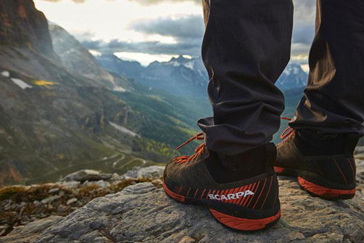 Cipele za pristup i planinarenje - BIM Sport