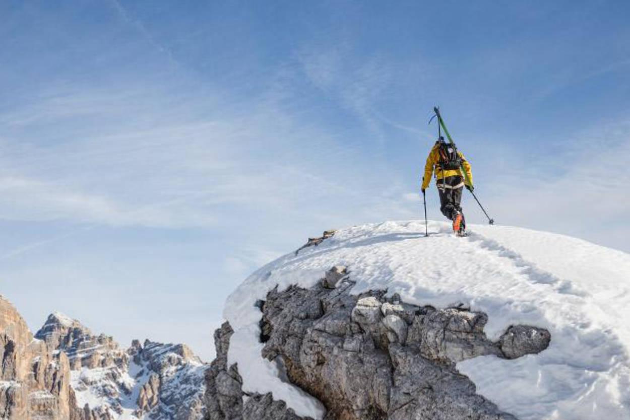 Pancerice za turno skijanje - BIM Sport
