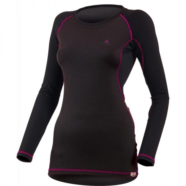 Ženska tanka merino majica - DITA