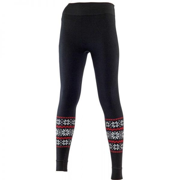 Ženske merino zimske duge hlače - Lasting